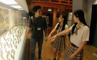 大阪觀光局「大阪B&S Program」的宣傳影像
